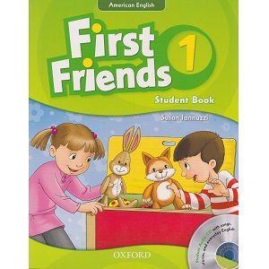 First Friends 1 Student Book American English English Books For