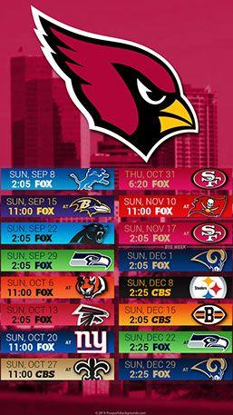 arizona cardinals preseason schedule