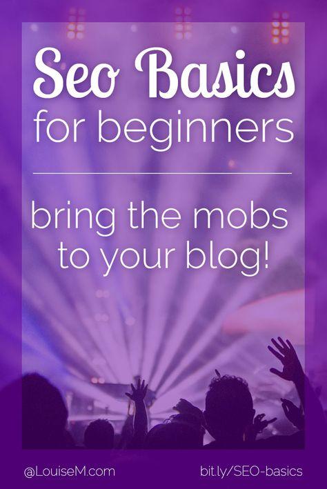 Powerful SEO Basics for Beginners to Get Google Love!