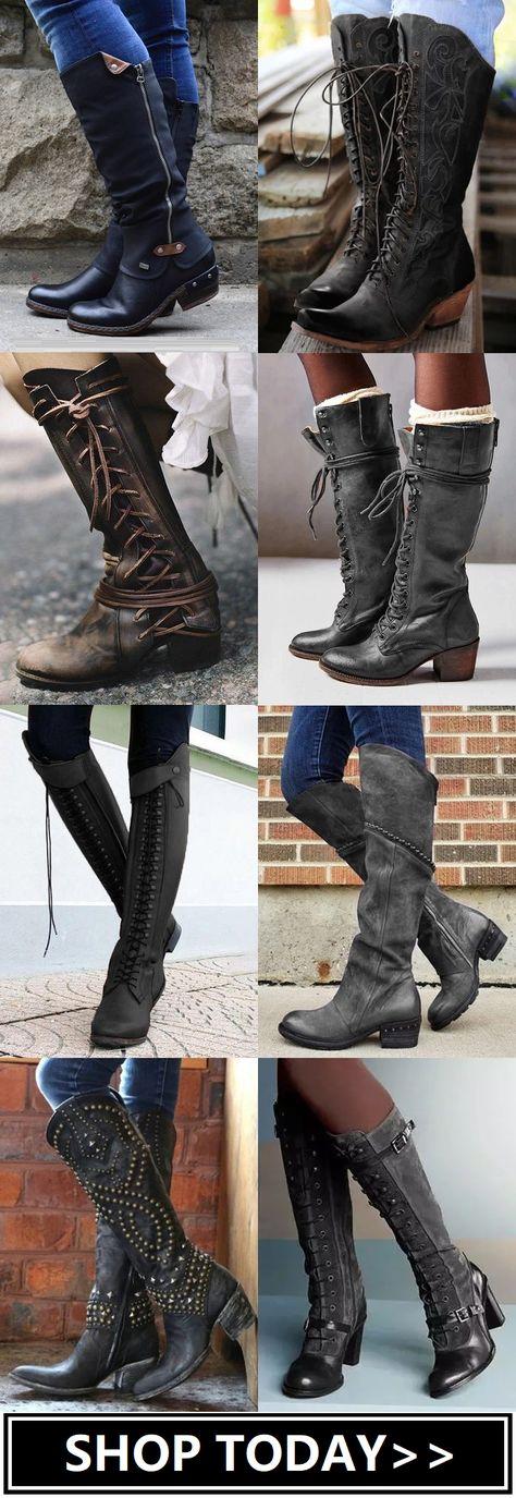 boots, shoe boots
