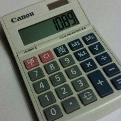 Calculator Magic - Read Your Calculator's Mind!