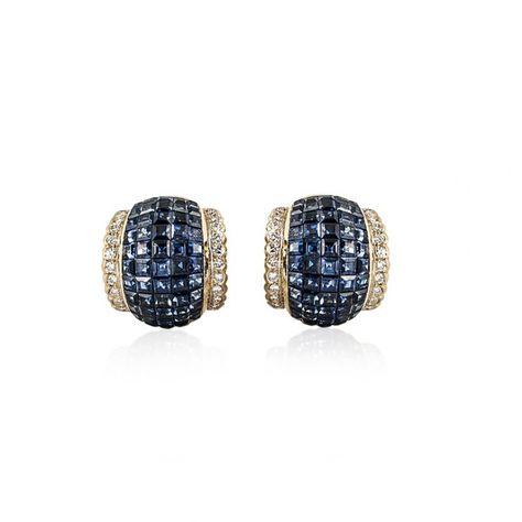 20d8622773cbb9 Sapphire Chandelier Earrings in 2019 | Sapphire Earrings | Chandelier  earrings, Earrings, Sapphire earrings