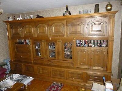 14 Kollektion Fotos Von Wohnzimmer Schrank Eiche Rustikal Eiche Rustikal Wohnwand Eiche Schrankwand