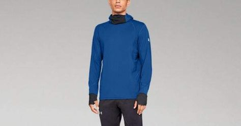 46c87c2cffd8 Under Armour Men s ColdGear Reactor Run Balaclava Hoodie