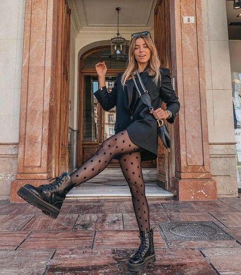 18 Outfits con botas Dr. Martens para presumir todos los días