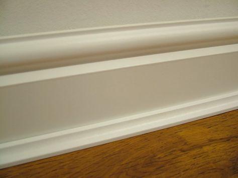 Laminate Flooring With White Trim, White Beading For Laminate Flooring