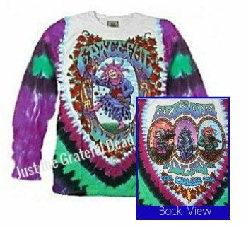 """Grateful Dead /""""Seasons Of The Dead/"""" T-Shirt FREE SHIPPING"""