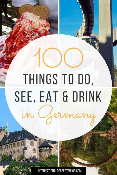 100 Things to Do in Germany  #germany #things #thingstodoingermany