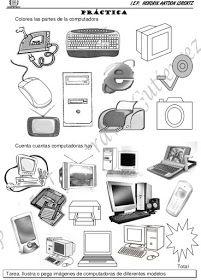 Informática Para Preescolares Febrero 2016 Tecnologia