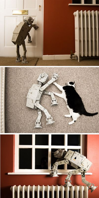 Pet AT-AT (Star Wars)
