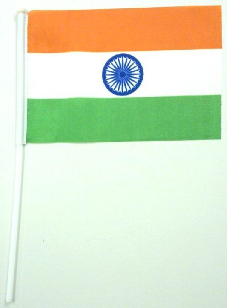 100/% Polyester With Eyelets Banner Sign Hinduism Hindu Flag 5 x 3 FT