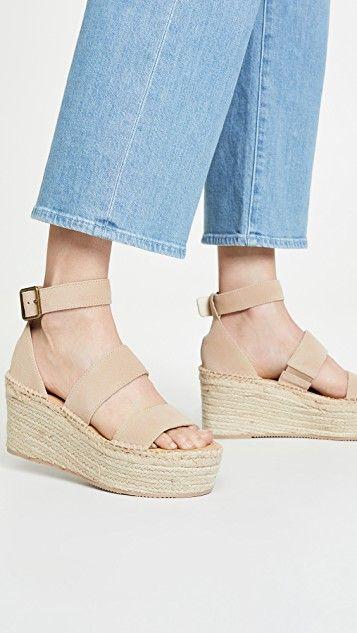 Soludos Palma Platform Sandals