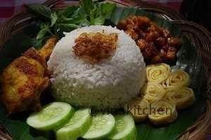 Resep Dan Cara Membuat Resep Nasi Uduk Betawi Praktis Yang Simple Gampang Dibuat Food Rice Grains