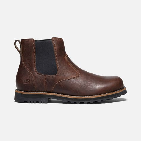 Keen Men's Ames Chelsea Boots Size 14