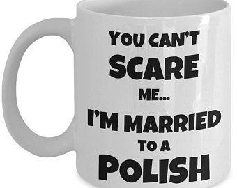 Polish HUSBAND GIFT for Polish Mug Polish Wife Gift Funny Poland