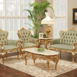 3 Piece Sofa Hd458 Antique Recreations Furniture Living Room Sets Victorian Living Room