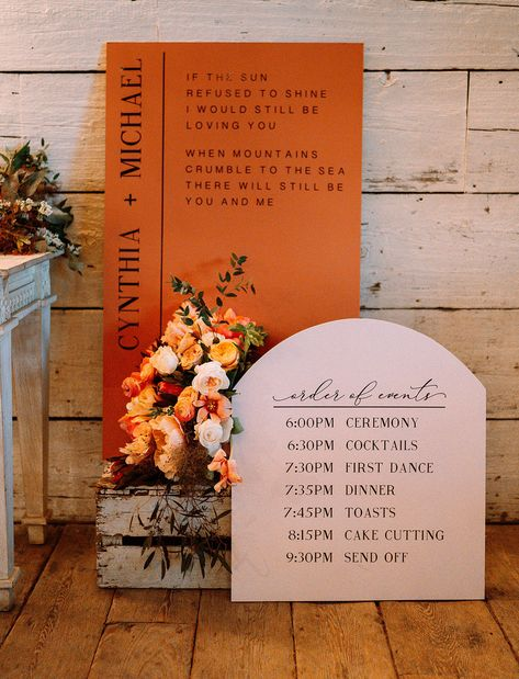 Floral Garden Wedding at Terrain