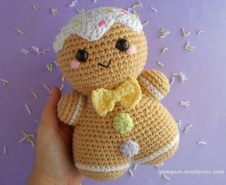 Christmas Amigurumi: 30 Patterns to crochet Christmas Amigurumis ... | 262x320