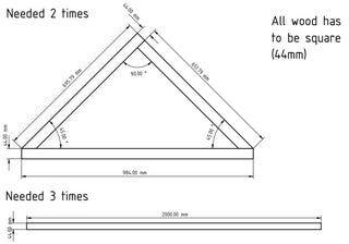 Roof For Ikea Kura Reversible Bed In 2020 Ikea Kura Ikea Kura Bed Kura Bed