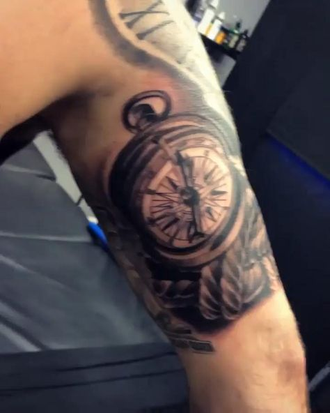 Amazing Half Sleeve Tattoo!