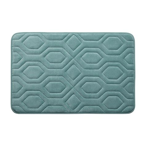 Bounce Comfort Turtle Memory Foam Bath Mat Collection Memory