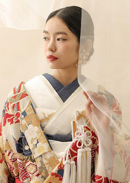 白無垢 色打掛レンタルなら結婚式着物専門の The Kimono Shop ザ キモノショップ 結婚式 色打掛 ウェディング 色打掛 結婚式 和装 色打掛