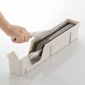 キッチン収納ケース 包丁ケース システムキッチン 引き出し用 トトノ