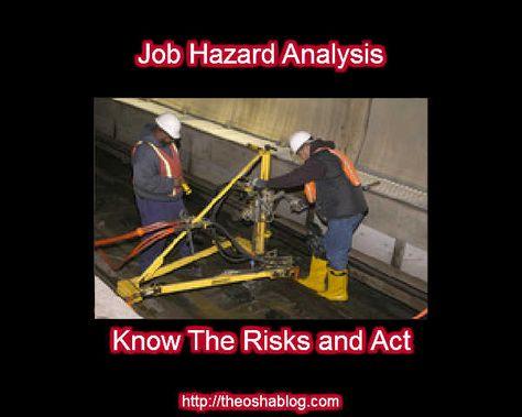 Job Safety Analysis Training - Job Safety Analysis Training - job safety analysis form template