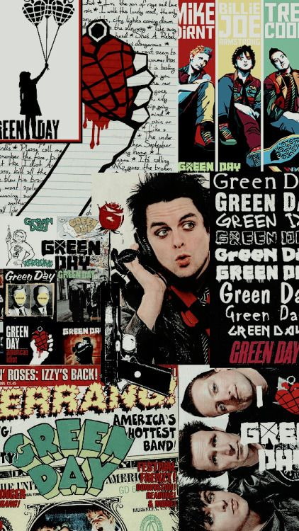 Pin By Jelena On Green Day Green Day Logo Green Day Poster Green Day