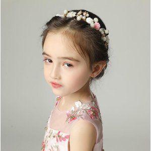 子供髪飾り ヘアアクセサリー ヘアピン カチューシャ ヘアバンド可愛い