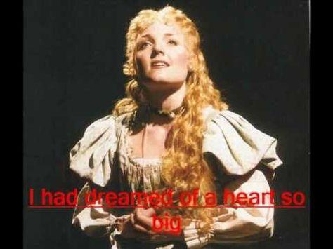 I Dreamed A Dream French J Avais Reve Les Miserables