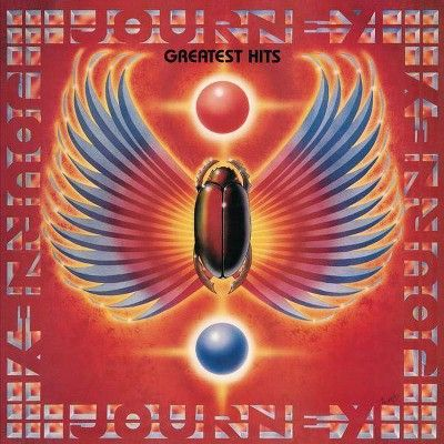Journey Greatest Hits Vol 1 Vinyl In 2020 Journey Albums Greatest Hits Best Selling Albums