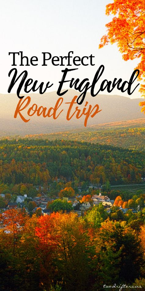 Six beautiful states. One amazing road trip. This mega New England road trip itinerary will help you visit all the top spots in New England. usa The Ultimate New England Road Trip Itinerary (Flexible Week Itinerary) Restaurants In Paris, Road Trip Usa, Usa Roadtrip, Usa Trip, London England, London Travel Guide, Big Ben, Taj Mahal, Cities