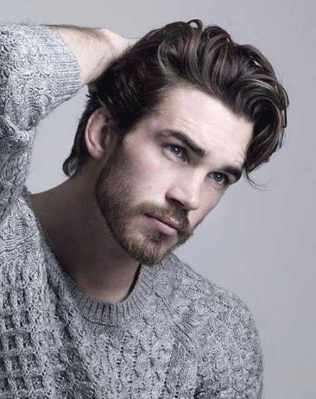 Frisur Fur Manner Lange Haare Haarschnitt Coole Frisuren Herrenfrisuren Frisuren