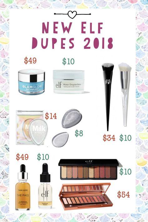 List Of Pinterest Elf Makeup Dupes Skin Care Pictures Pinterest