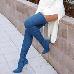 Pin by Ashley Johnsen on Lilly | Denim boots outfit, Boots
