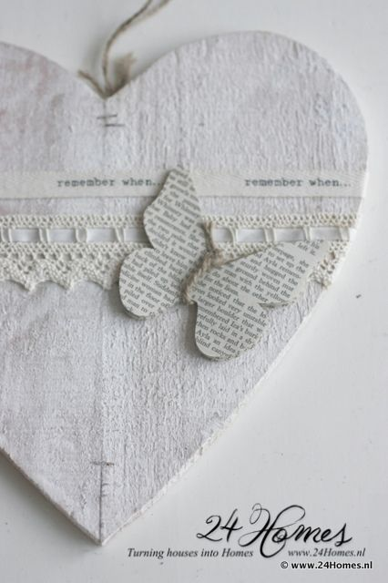 Wooden Craft Ideas Wood Butterfly Heart Crafts Crafts
