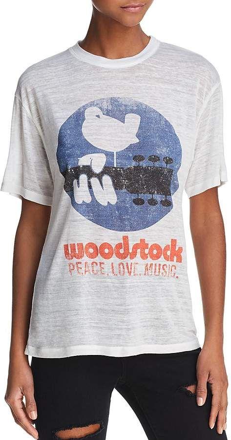 Woodstock Poster T-Shirt
