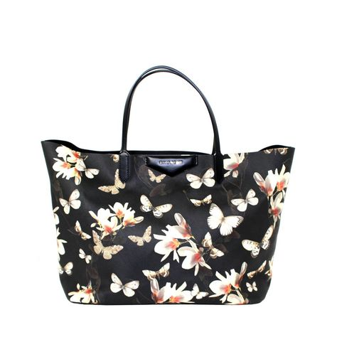 13a842ace2 Givenchy Antigona Tote- Black Butterfly Print SOLD OUT