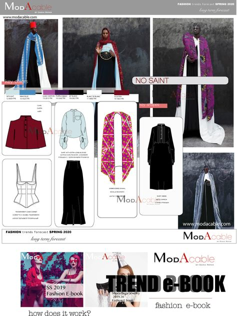 fashion trends Spring 2020 only at www.modacable.com....go Premium for more!!