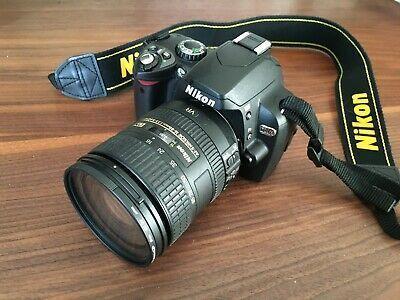 Nikon D40x 10 Mpx Camera And Nikkor 16 85mm F 3 5 5 6 Dx Digital Camera Nikon D40x Camera