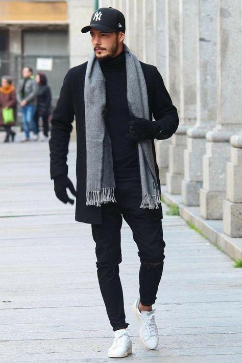 Foulard masculin - looks et conseils pour donner du style à vos tenues!