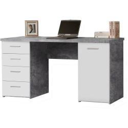 Reduzierte Schreibtische Arbeitstische Schreibtisch Weiss Schreibtisch Und Dekor