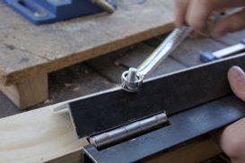 Simple Sheet Metal Brake No Welding Sheet Metal Brake Sheet Metal Simple Sheets