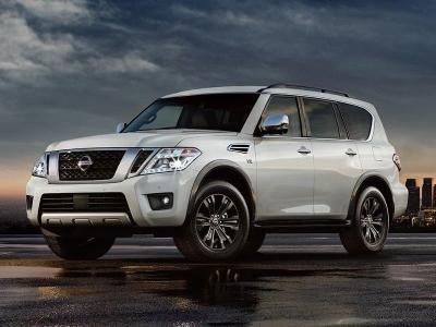 10 Best Suvs With 3rd Row Seating Nissan Armada Armada Car Nissan
