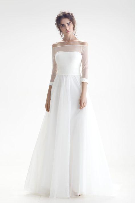 ada87953e62 Свадебное платье Natalia Romanova Лума ▷ Свадебный Торговый Центр Вега в  Москве