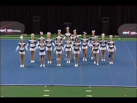 great routine and music