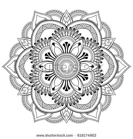 Coasters Stencil Svg Mandala Vector Patterns Vector Panels Etsy In 2021 Mandala Design Pattern Mandala Vector Geometric Pattern
