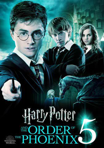 Watch Harry Potter And The Order Of The Phoenix On Vudu Harry Potter Movie Posters Harry Potter All Movies Phoenix Harry Potter