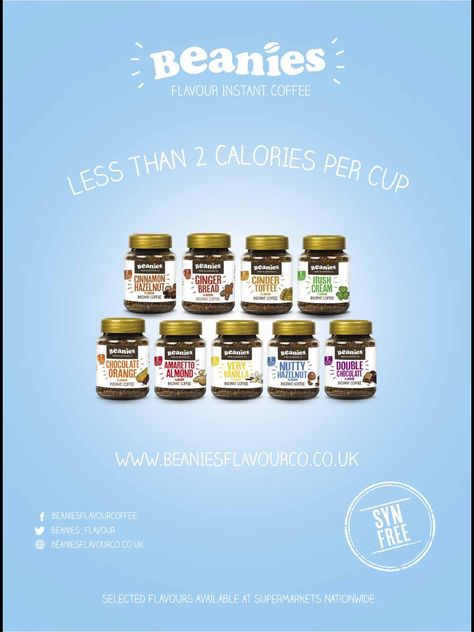 Syn Free Flavoured Coffee Slimming Coffee Coffee Dessert